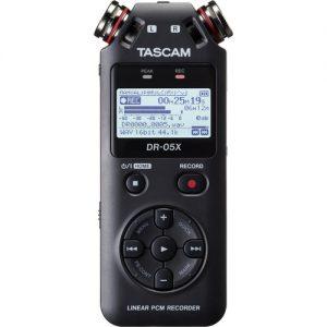 macrofoto-gravador-tascam-dr05x