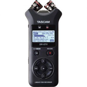 macrofoto-gravador-tascam-dr07x